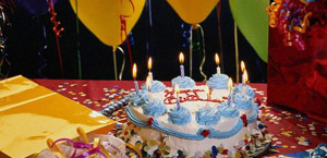 Childrens Parties Temporary Header