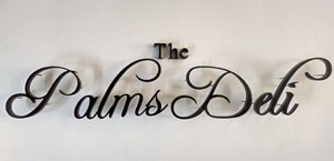 Palms Deli Header