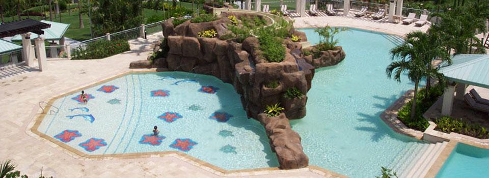 Swimming Slide 2